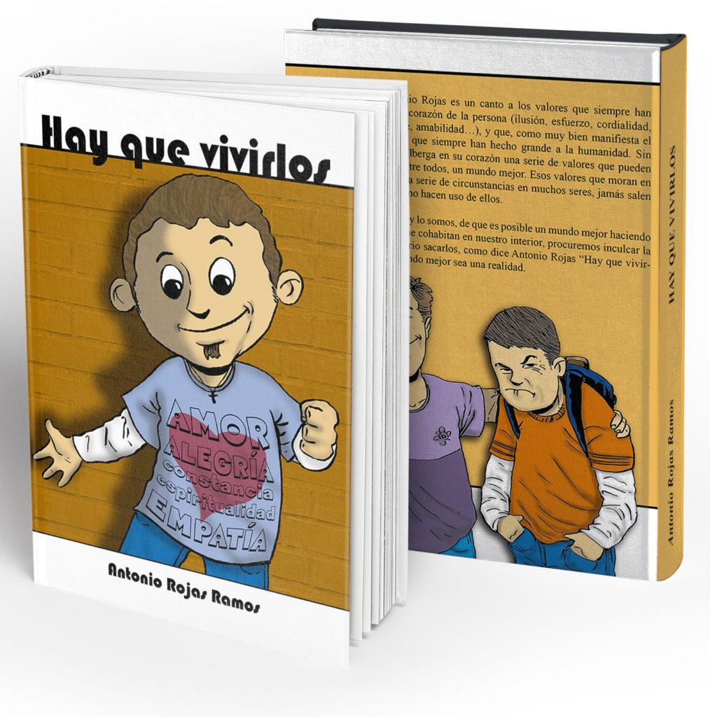 Antonio Rojas Ramos - Hay que vivirlos (Chispas 4)